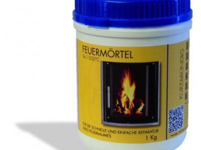 Огнеупорный раствор Feuermortel